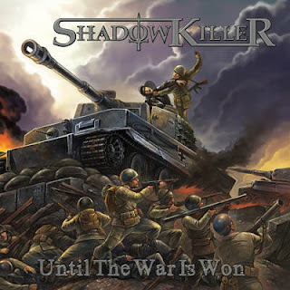 "Ο δίσκος των ShadowKiller ""Until the War Is Won"""