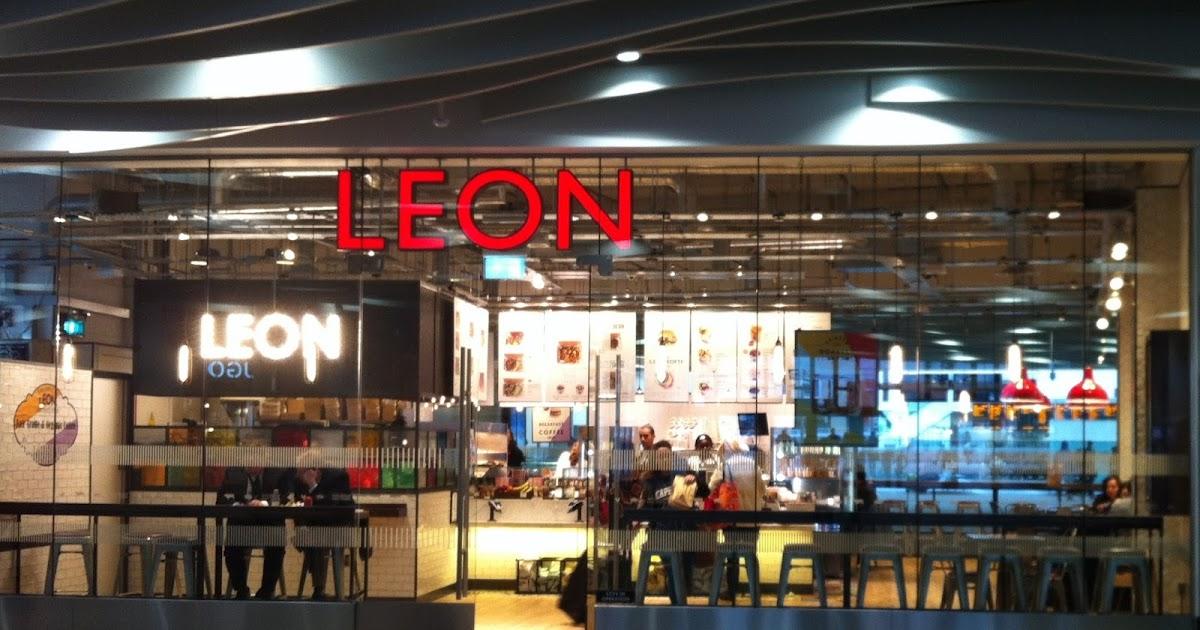 Leon Naturally Fast Food Cookbook