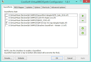 Download CoolSoft VirtualMIDISynth