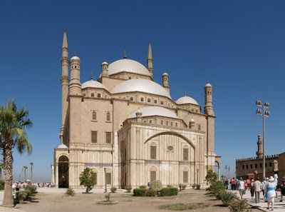 Masjid Muhammad Ali Pasha, Kairo