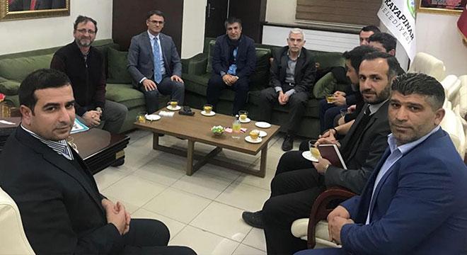 Diyarbakır Kayapınar'da yapılacak 8 caminin yeri belirlendi