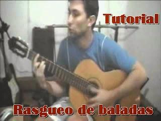 tutorial de baladas, boleros y en tiempo de blues en guitarra