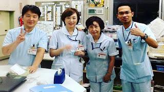 Lowongan Kerja Tenaga Kesehatan Perawat (CTKI) Program G to G ke Jepang Terbaru!!