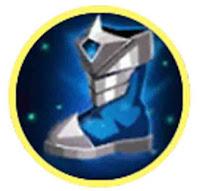 item build sepatu esmeralda