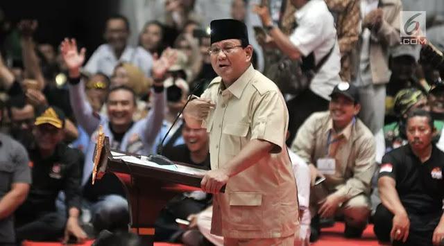 Ahok Sumbang Rp 250 Juta untuk Kampanye Prabowo Subianto