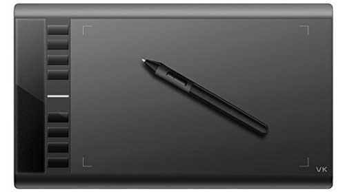 desainer harus dilengkapi alat bantu menyerupai ini 6 Pen Tablet Terbaik Untuk Desainer Grafis 2018 - Murah