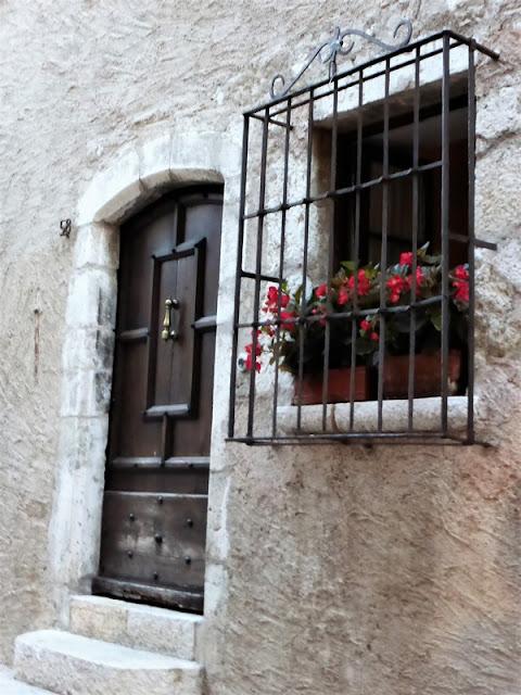 St Paul de Vence, calles