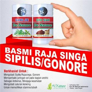 Jual Obat Sipilis di Batam (Cabang Resmi De Nature)