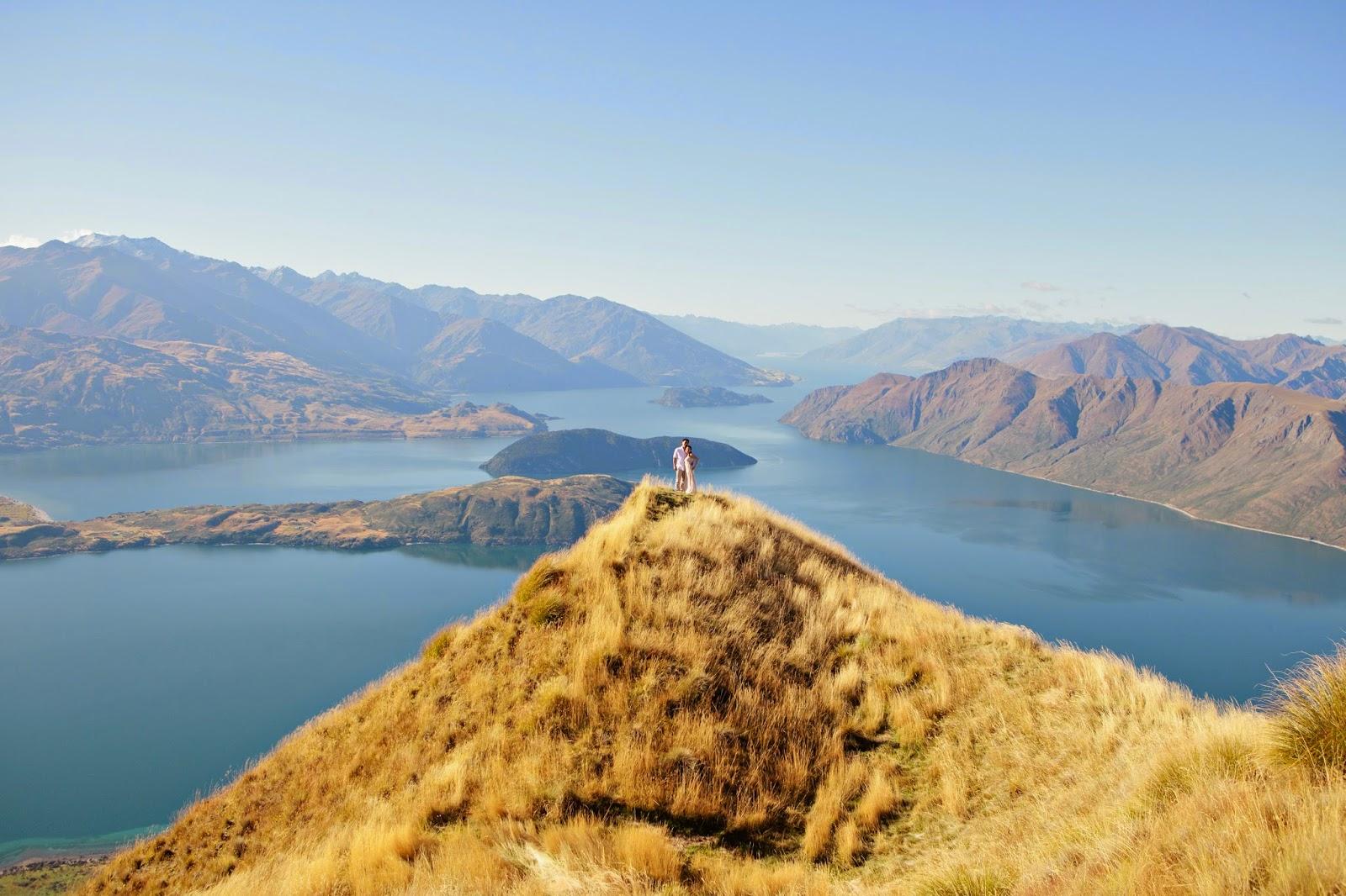 Mount Roy Wanaka New Zealand