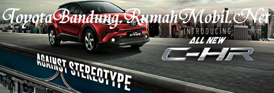 Daftar Harga Toyota C-HR OTR Bandung