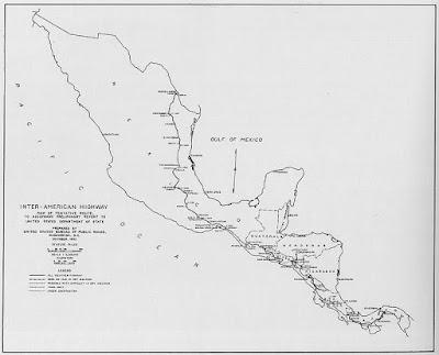 Carreteras en México: Historia Carreteras en México