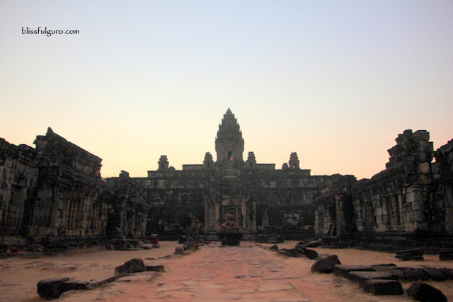 Siem Reap Cambodia Roluos Temple Blog