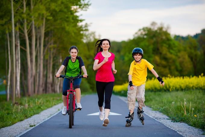 Manfaat Olahraga Dalam Upaya Menjaga Pola Hidup Sehat