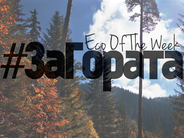 Eco Of The Week: #ЗаГората
