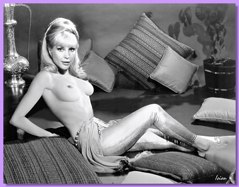 has barbara eden ever been nude