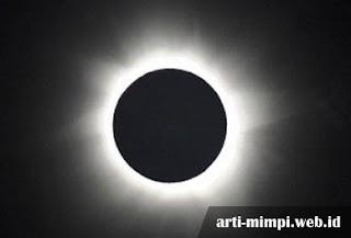 Arti Mimpi Melihat Gerhana Matahari