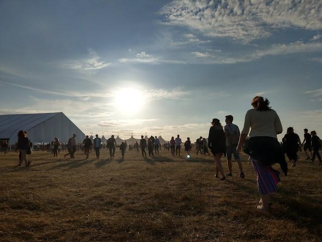 Relacja z Open'er Festival 2018