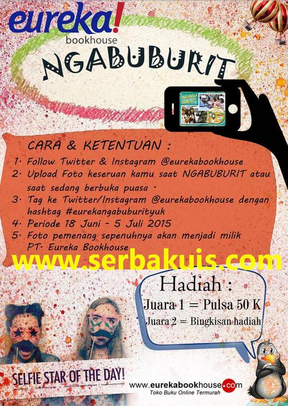 Kontes Foto Eureka Ngabuburit Berhadiah Pulsa & Bingkisan