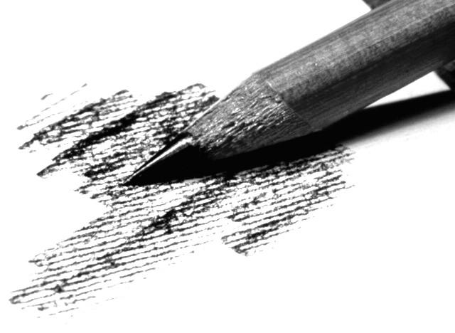 Semplici conversazioni la prima matita nel mondo for Immagini da disegnare a matita facili