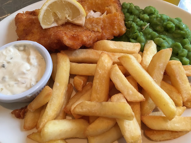 British Fish and chips, #food,