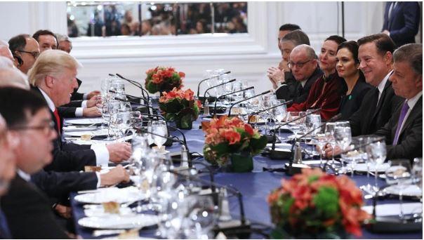 Trump propuso en 2017 a líderes latinoamericanos una intervención militar en Venezuela