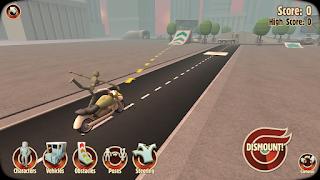 Turbo Dismount Mod