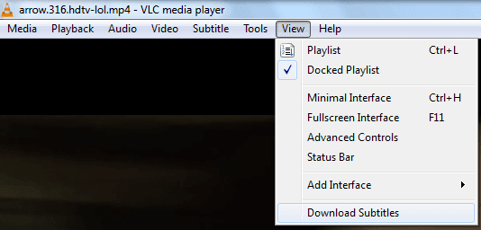 How To Download Automatic Subtitles In Vlc Player   crack