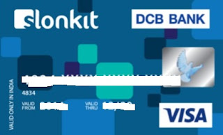 Slonkit wallet virtual credit card