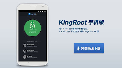 Cara Root Semua Android dengan Root Genius, Cara Root Semua Android dengan Kingo Android Root, dan Cara Root Semua Android dengan iRoot