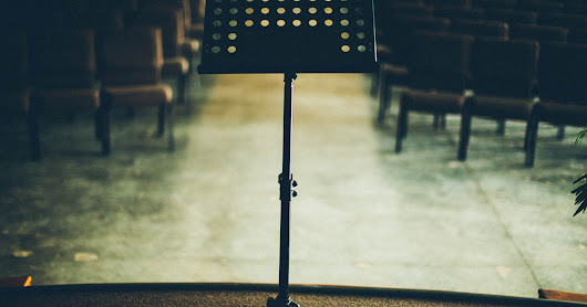 Why We Don't Offer Church Membership