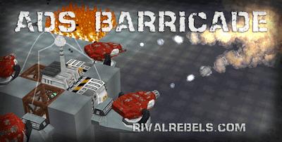 Dragon Sentry ADS Turret mod barricade