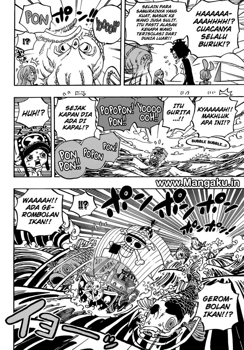 Komik One Piece 910 : komik, piece, Manga, Themes:, Piece