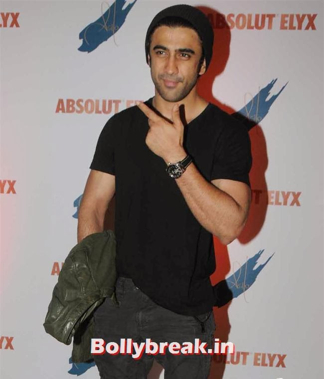 Amit Sadh, Narayani Shastri, Pria Kataria Puri, others at Absolut Elyx Party