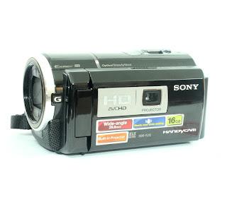 Jual Handycam Sony PJ10e Bekas