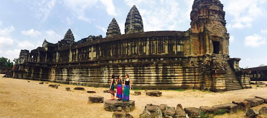 Weekend Trip to Siem Reap, Cambodia (4 days 3 nights)