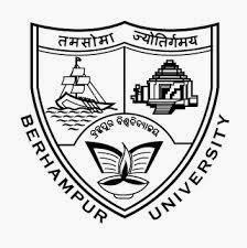 Berhampur University Admission 2014-2015 Notification, Cut