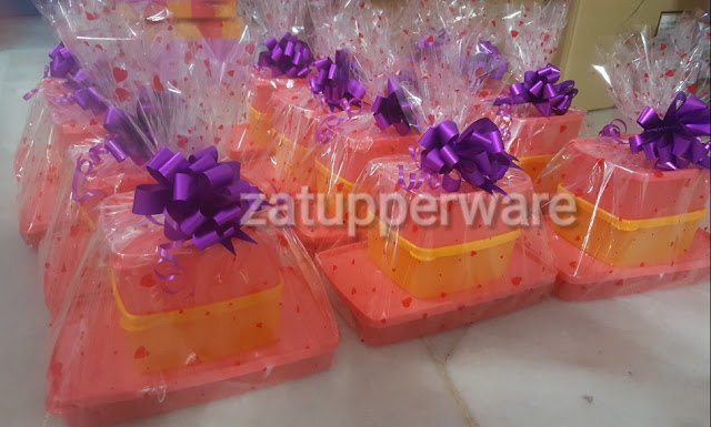 Tupperware Corporate/School Gift Set