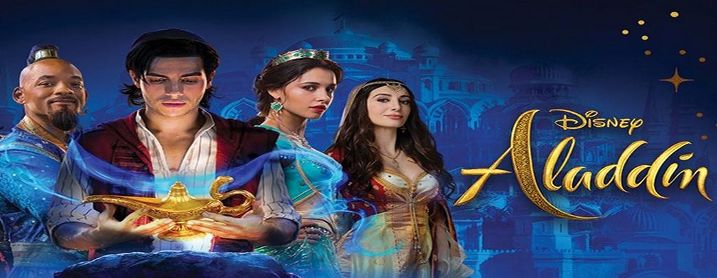 Aladdin | Adventure, Comedy, Family | 24 May 2019 (USA)