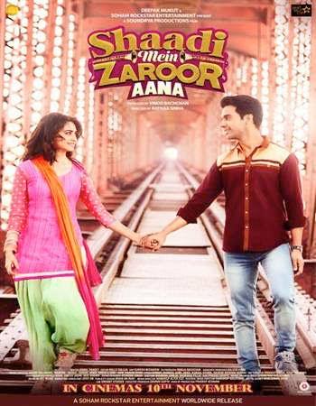 Watch Online Bollywood Movie Shaadi Mein Zaroor Aana 2017 300MB HDRip 480P Full Hindi Film Free Download At WorldFree4u.Com