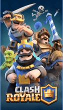 Download Game Unduh Permainan Strategy Clash Royale APK