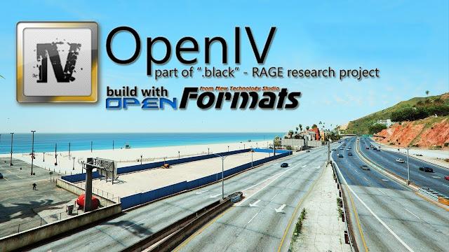 OpenIV - Công cụ không thể thiếu cho MOD GTA V