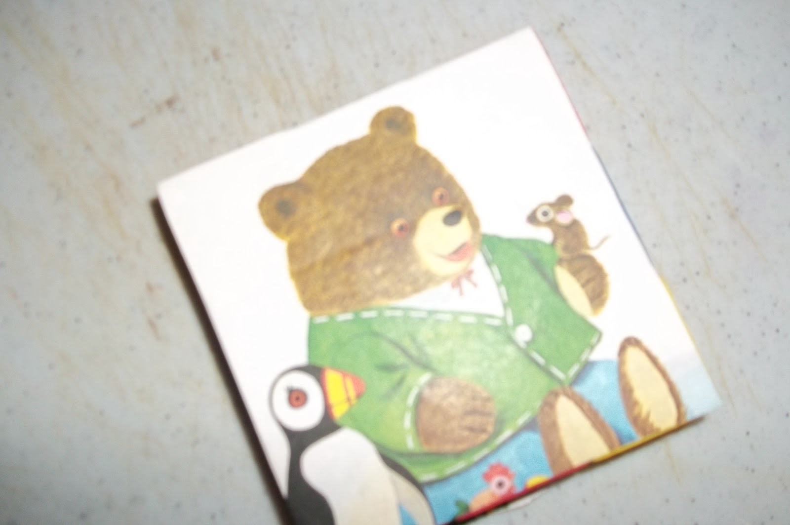 Make Your Own Storybook Block Puzzle Recycle Repurpose