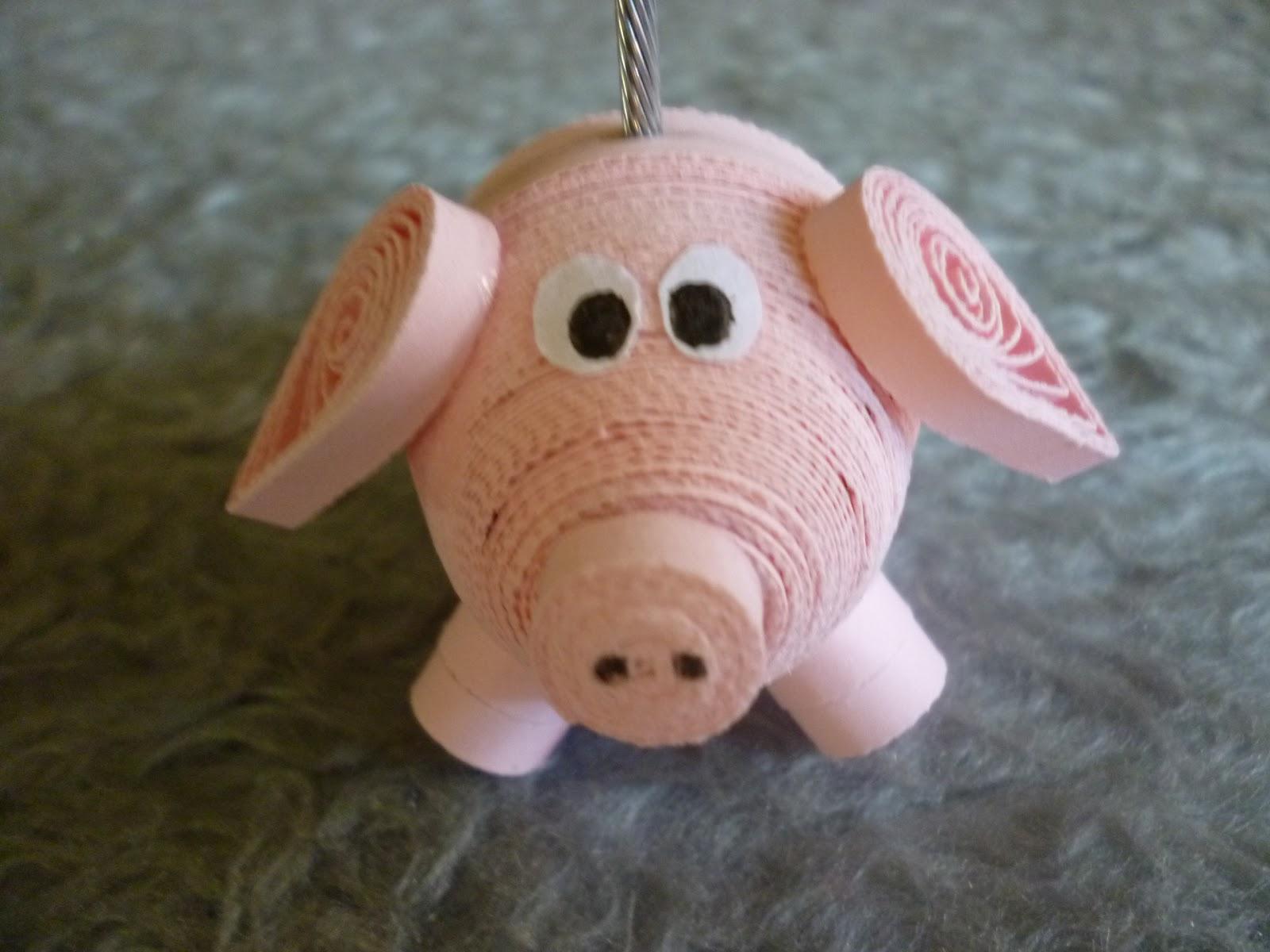 Papírvilág: miniatűr papír állatkák / quilled animal card ...