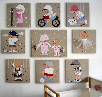 Детская комната своими руками: идеи и декор для детской