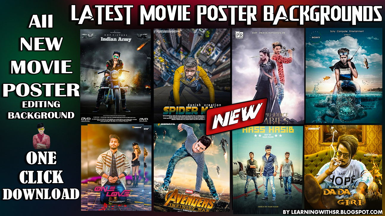 Movie Poster Background For Picsart Bollywood Hd Download Tamil