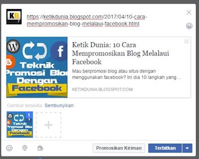 cara-mendapatkan-pengunjung-blog-dengan-fb
