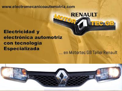 Electricidad y Electrónica Automotriz