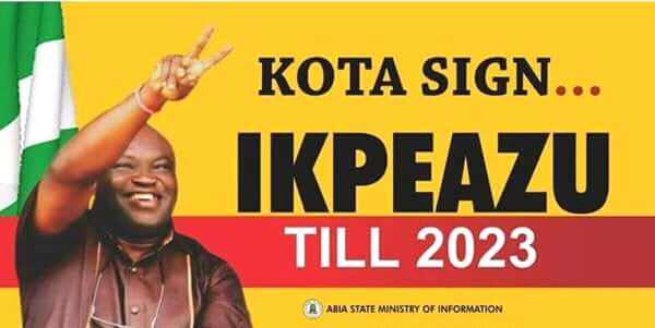 Failed attempt to discredit @GovernorIkpeazu administration.
