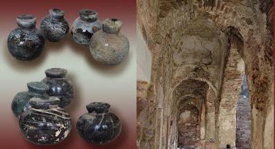 Οι γυάλινες χειροβομβίδες του Μεσαίωνα