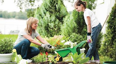 Berkebun untuk Kesehatan